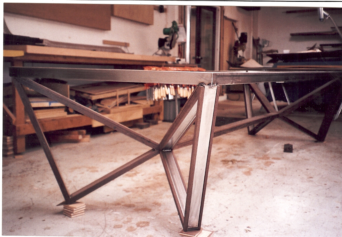 Spacetek Welding Custom Metal Furniture