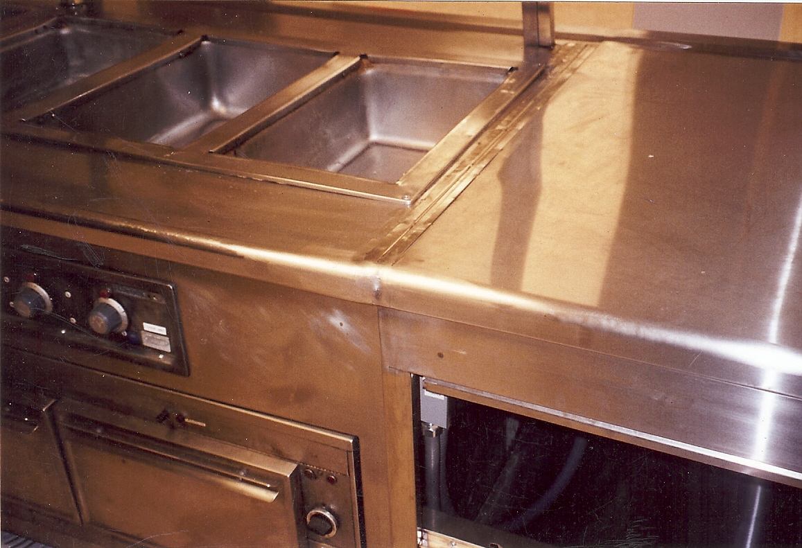 Stainless Steel Kitchen 3