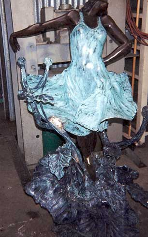 Bronze Sculpture Repairs
